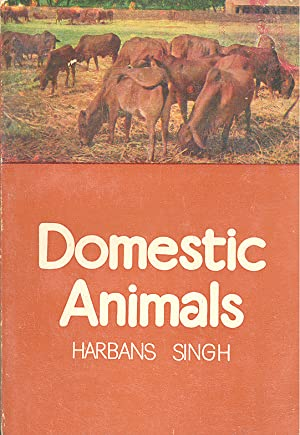Seller image for DOMESTIC ANIMALS for sale by PERIPLUS LINE LLC
