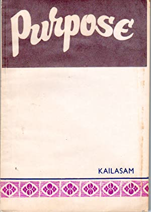 Seller image for The PURPOSE A Playlet of Ekalavya for sale by PERIPLUS LINE LLC