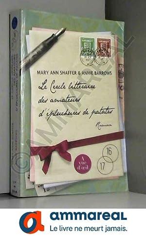 Image du vendeur pour Le Cercle littéraire des amateurs d'épluchures de patates mis en vente par Ammareal
