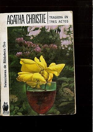 Imagen del vendedor de Tragedia en tres actos a la venta por Papel y Letras