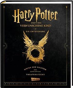 Bild des Verkäufers für Harry Potter und das verwunschene Kind: Die Entstehung - Hinter den Kulissen des gefeierten Theaterstücks zum Verkauf von AHA-BUCH GmbH