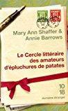 Image du vendeur pour Le cercle littéraire des amateurs d'épluchures de patates mis en vente par RECYCLIVRE