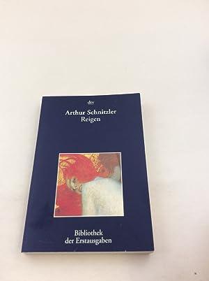 Bild des Verkäufers für Reigen: Zehn Dialoge zum Verkauf von Berg-Berg Bücherwelt