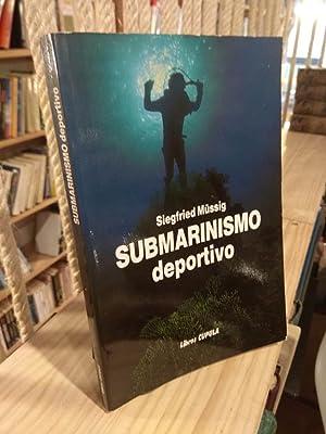 Imagen del vendedor de Submarinismo deportivo a la venta por Libros Antuñano