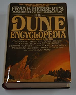 Seller image for The Dune Encyclopedia for sale by Preferred Books
