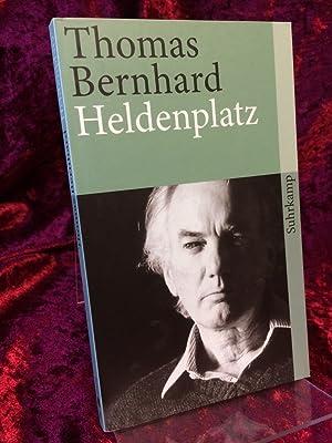 Bild des Verkäufers für Heldenplatz. zum Verkauf von Altstadt-Antiquariat Nowicki-Hecht UG