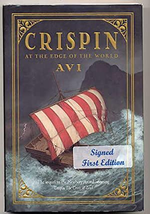 Crispin: At the Edge of the World.: Avi.