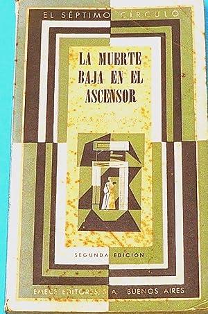 La muerte baja en el ascensor: BOSCO, María Angélica