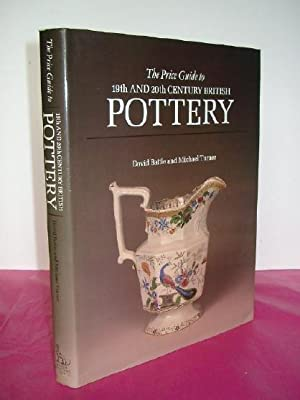THE PRICE GUIDE TO 19TH AND 20TH CENTURY BRITISH POTTERY Including Staffordshire Figures and Comm...