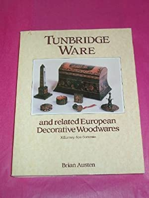 TUNBRIDGE WARE And Related European Decorative Woodwares Killarney - Spa - Sorrento