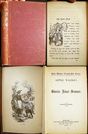 Little Walter's Trundle-Bed Stories. Little Walter's Stories About Summer.: Anonymous)