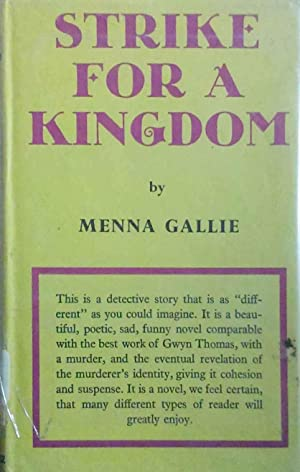 Strike for a Kingdom: Gallie, Menna