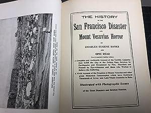 The History San Francisco Disaster & Mount: Charles Eugene Banks