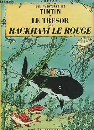 LES AVENTURES DE TINTIN - LE TRESOR: HERGE