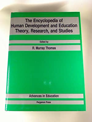The Encyclopedia of human development and education. - Theory, research, and studies.