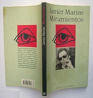 Miramientos: Javier Marías
