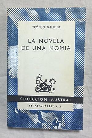 LA NOVELA DE UNA MOMIA: GAUTIER, Teófilo