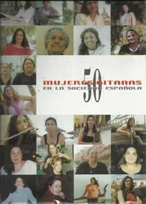 50 MUJERES GITANAS EN LA SOCIEDAD ESPAÑOLA: VV. AA.