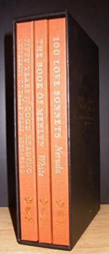 Fifty Years of Good Reading. University Texas Press 1950-2000. Three Volumes.: White, T. H. and ...