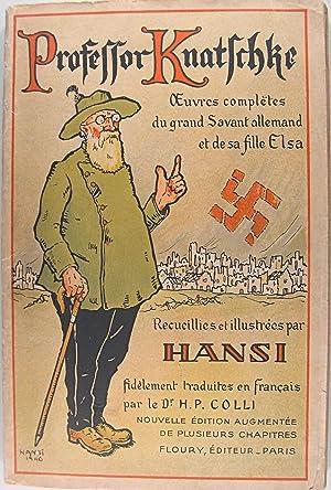 Professor Knatschke - oeuvres complètes du grand: HANSI
