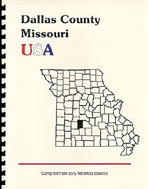 Dallas County Missouri USA from History of