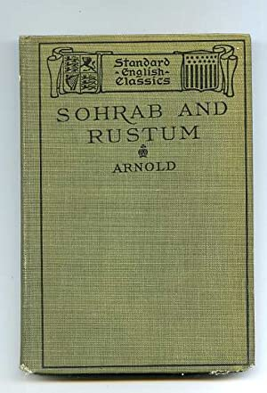 SOHRAB AND RUSTUM (WITH OTHER POEMS): Arnold, Matthew
