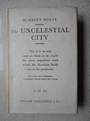 The Uncelestial City: Wolfe, Humbert