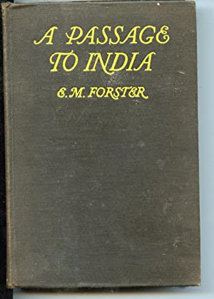 Passage to India: E. M. Forster