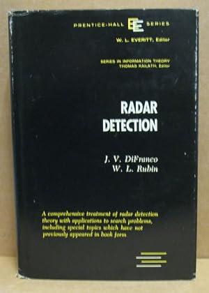Radar Detection. (Prentice-Hall Electrical Engineering Series): DiFranco, J.V. /