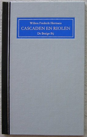 Cascaden en riolen, (AS NEW)