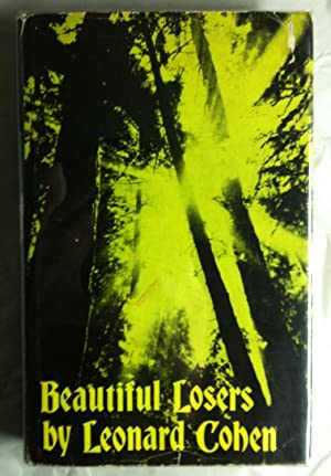 Beautiful Losers (INSCRIBED COPY + ephemera): Cohen, Leonard