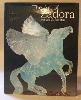 The Art of Zadora: America's Faberge: Zapata, Janet