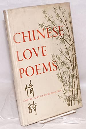 Seller image for Chinese love poems; illustrated by Seong Moy for sale by Bolerium Books Inc.