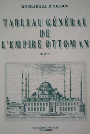 Tableau general de l'Empire Ottoman. 7 volumes.
