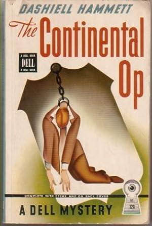 THE CONTINENTAL OP.: HAMMETT, Dashiel.