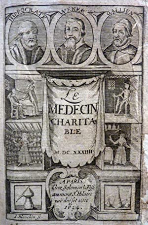 Le Médecin charitable: GUYBERT (Philbert)