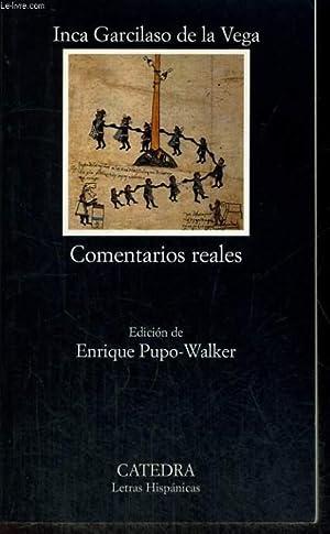 COMENTARIOS REALES: INCA GARCILASO DE