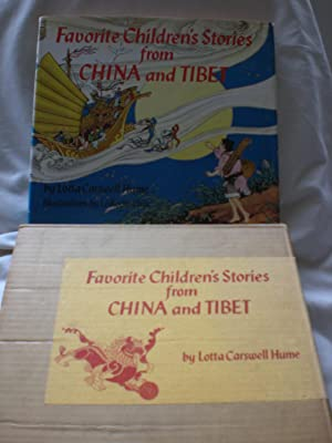 Favorite Children's Stories from China and Tibet: Lotta Carswell Hume
