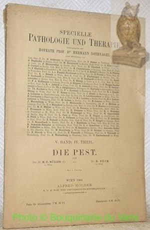 Die Pest. Von Dr. H.F. Müller und: Müller, H.F. -