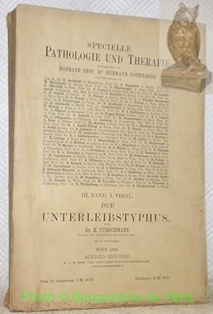 Der Unterleibstyphus. Von Dr. H. Curschmann. Mit: Curschmann, H. -