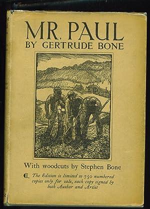 Mr. Paul: Bone, Gertrude