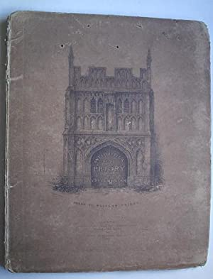 A DISSERTATION ON THE ANTIQUITIES OF THE PRIORY OF GREAT MALVERN, In Worcestershire.