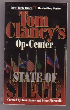 State of Siege (Tom Clancy's Op-Center, Book #6)