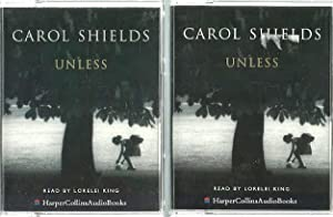 Unless [Audiobook]: Shields, Carol, Illustrated