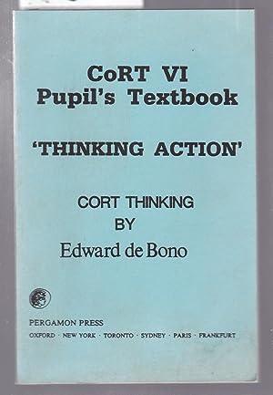 Cort Thinking : Cort V1 Pupil's Book: De Bono, Edward