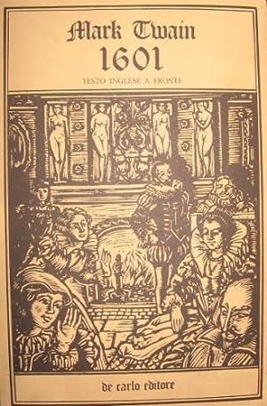 1601.: Twain, Mark (pseudonimo