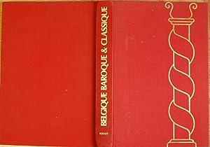 BELGIQUE BAROQUE & CLASSIQUE (1600-1789). Architecture, art: ACKERE, Jules van