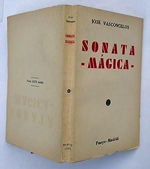 sonata magica - cuentos y relatos.