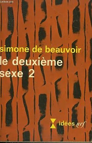 Image du vendeur pour LE DEUXIEME SEXE N° 2. COLLECTION : IDEES N° 153 mis en vente par Le-Livre
