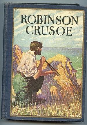 Robinson Crusoe: Daniel DeFoe